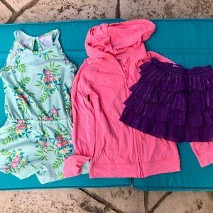 Children's Place > Bundle 3 Girls Casual Clothes